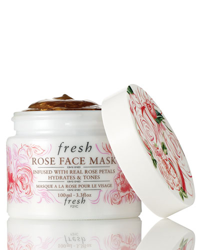 Limited Edition Rose Face Mask Designed by Jo Ratcliffe, 3.4 oz.